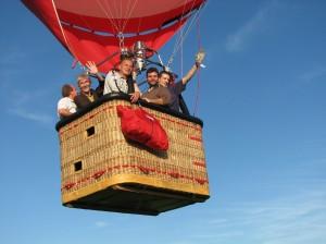 Ballonvaart - De Schansehoeve