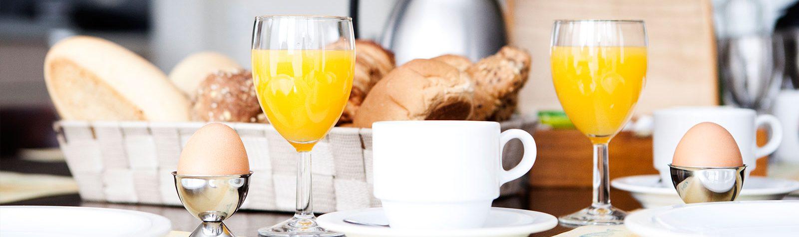 Ontbijt de Schanse Hoeve